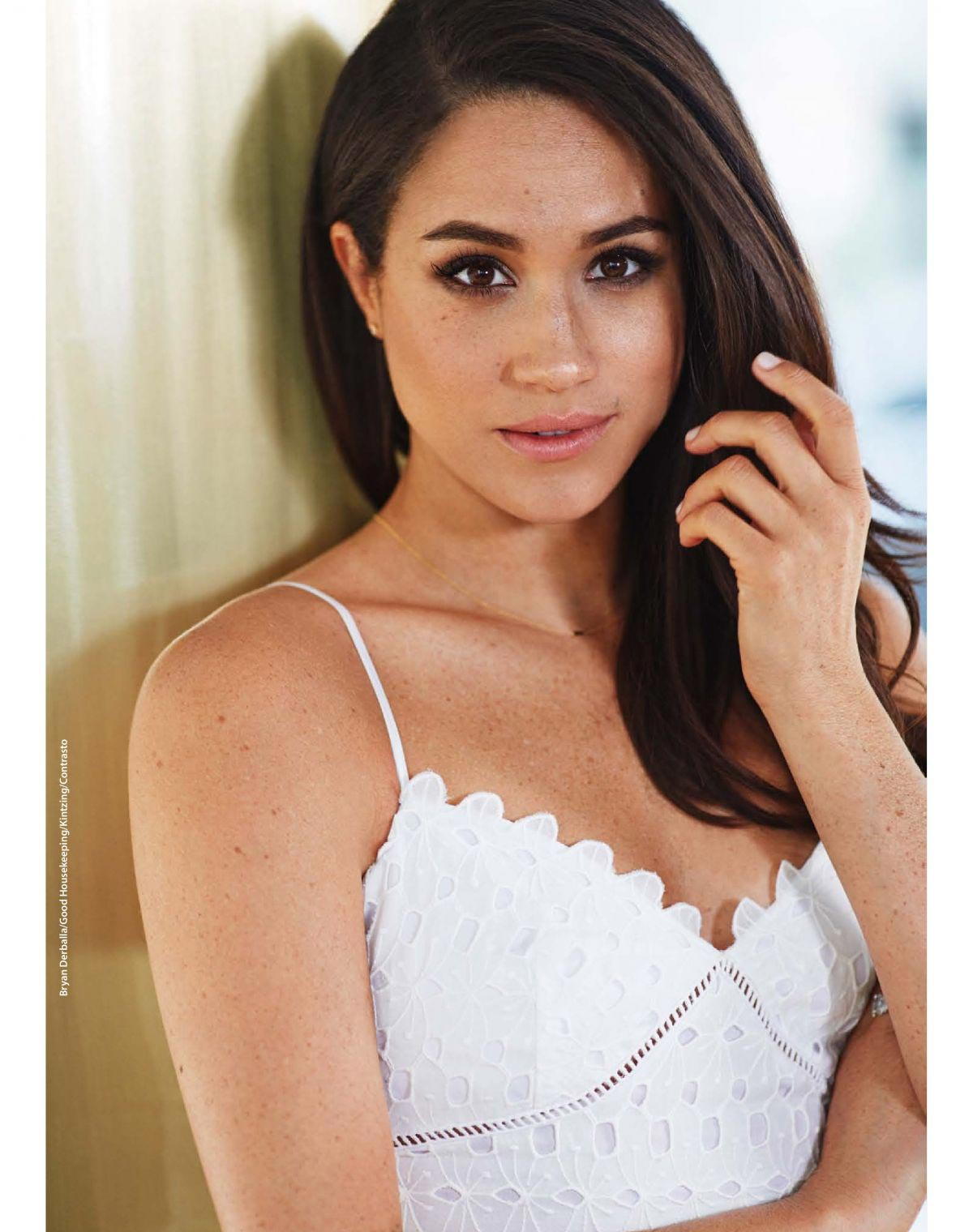 Meghan Markle in F Magazine, N31 August 2018 1