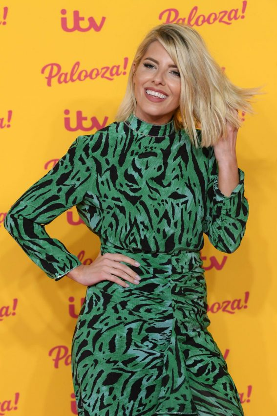 Mollie King at ITV Palooza in London 2018/10/16 1