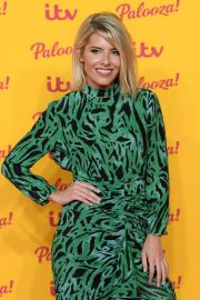 Mollie King at ITV Palooza in London 2018/10/16 2