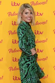 Mollie King at ITV Palooza in London 2018/10/16 3