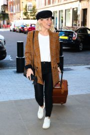 Mollie King Out and About in London 2018/10/19 6