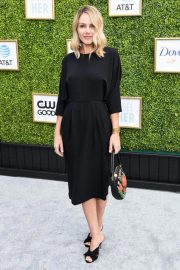 Monet Mazur at CW Network's Fall Launch in Burbank 2018/10/14 2