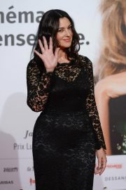 Monica Bellucci at 2018 Lumiere Festival Opening in Lyon 2018/10/13 2