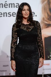 Monica Bellucci at 2018 Lumiere Festival Opening in Lyon 2018/10/13 6