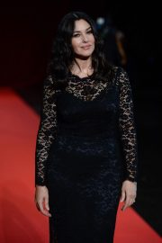 Monica Bellucci at 2018 Lumiere Festival Opening in Lyon 2018/10/13 7