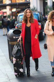 Myleene Klass Out and About in London 2018/10/01 1