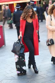 Myleene Klass Out and About in London 2018/10/01 2