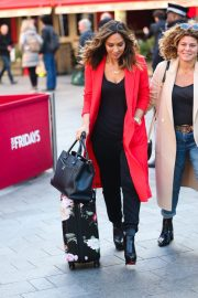Myleene Klass Out and About in London 2018/10/01 3