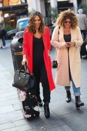 Myleene Klass Out and About in London 2018/10/01 5