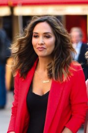 Myleene Klass Out and About in London 2018/10/01 7