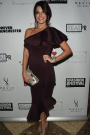 Natalie Anderson at Manchester Fashion Festival at Midland Hotel 2018/10/13 3