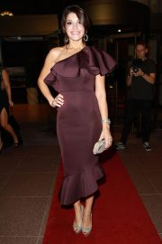 Natalie Anderson at Manchester Fashion Festival at Midland Hotel 2018/10/13 4