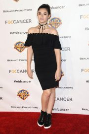 Nicole Maines at Barbara Berlanti Fk Cancer Benefit in Los Angeles 2018/10/13 4