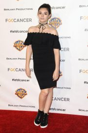 Nicole Maines at Barbara Berlanti Fk Cancer Benefit in Los Angeles 2018/10/13 6