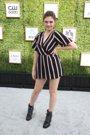 Nicole Maines at CW Network's Fall Launch in Burbank 2018/10/14 1