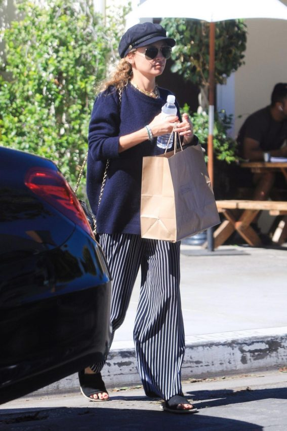 Nicole Richie Out and About in Los Angeles 2018/10/16 1