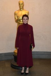 Olivia Colman at AMPAS 2018 New Members Reception in London 2018/10/13 2
