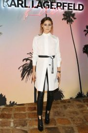 Olivia Palermo at Karl Lagerfeld x Kaia Collaboration Capsule Collection in Paris 2018/10/02 1