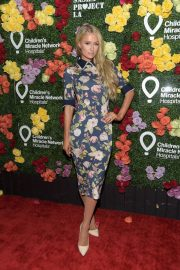 Paris Hilton at Rock the Runway Presented by Children's Miracle Network Hospitals 2018/10/13 1