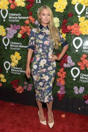 Paris Hilton at Rock the Runway Presented by Children's Miracle Network Hospitals 2018/10/13 2