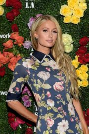 Paris Hilton at Rock the Runway Presented by Children's Miracle Network Hospitals 2018/10/13 5