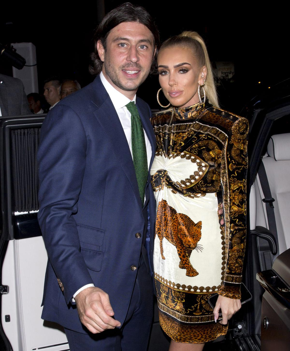 Petra Ecclestone at Best of British VIP Opening at Maddox Gallery in Los Angeles 2018/10/11 1