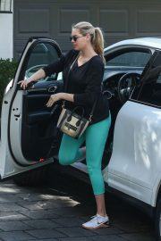Pregnant Kate Upton Out in Los Angeles 2018/09/28 2