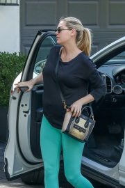 Pregnant Kate Upton Out in Los Angeles 2018/09/28 10