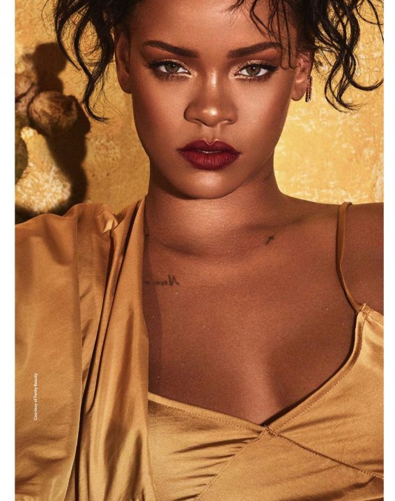Rihanna in F Magazine, N34 August 2018 1