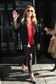 Rita Wilson Leaves Good Day New York 2018/10/18 3