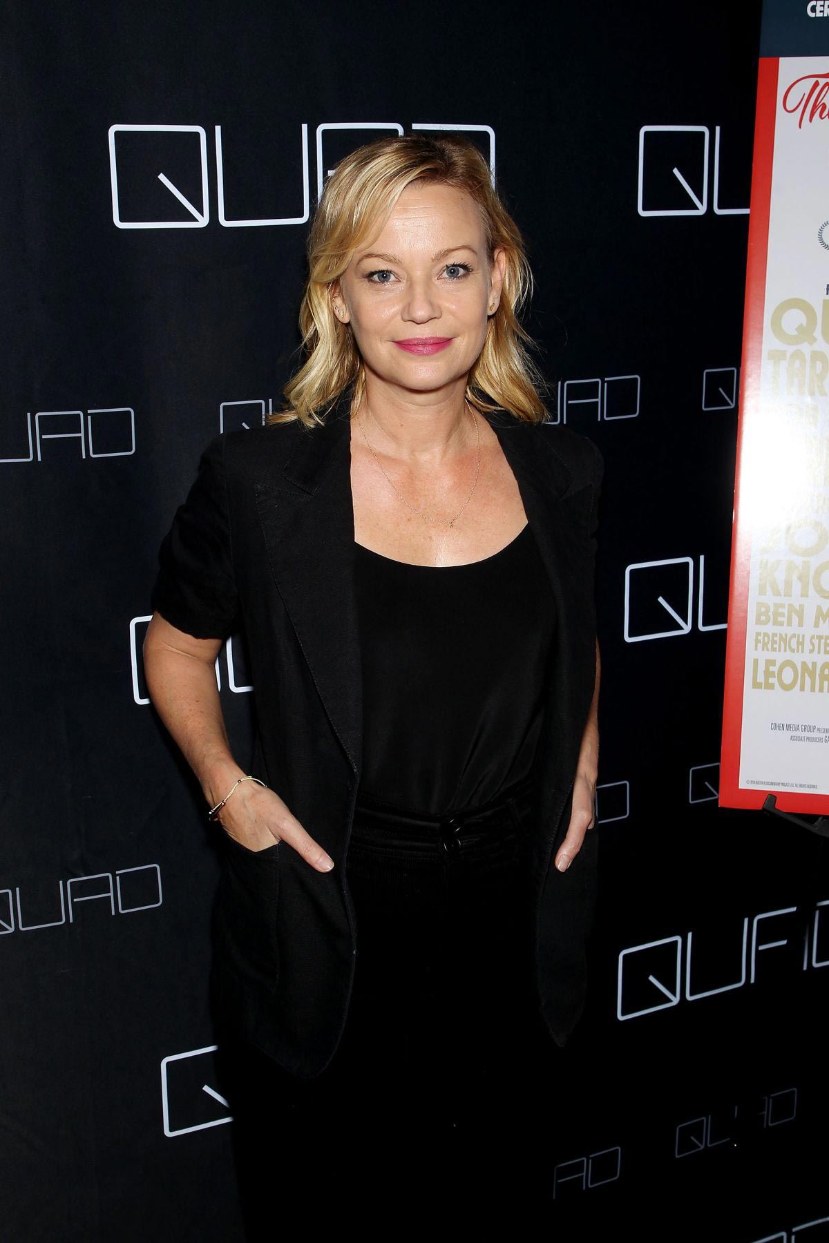 Samantha Mathis at The Great Buster: A Celebration Special Screening in New York 2018/10/01 1