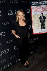 Samantha Mathis at The Great Buster: A Celebration Special Screening in New York 2018/10/01 2