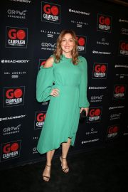 Sasha Alexander at GO Campaign Gala in Los Angeles 2018/10/20 5