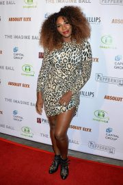 Serena Williams at Imagine Ball in Los Angeles 2018/09/23 5