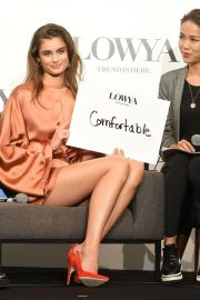 Taylor Hill at Lowya Press Conference in Tokyo 2018/10/09 5