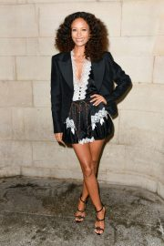 Thandie Newton at Louis Vuitton Show at Paris Fashion Week 2018/10/02 1
