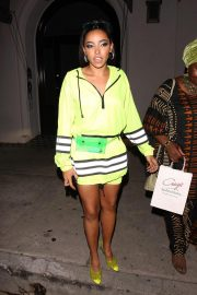 Tinashe Night Out in West Hollywood 2018/10/01 4