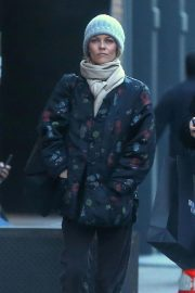 Vanessa Paradis and Lily-Rose Depp Out in New York 2018/10/19 9