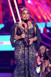 Adrienne Bailon at Almas 2018 Live on Fuse in Los Angeles 2018/11/04 2