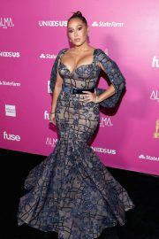 Adrienne Bailon at Almas 2018 Live on Fuse in Los Angeles 2018/11/04 5