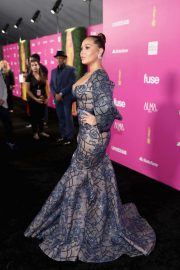 Adrienne Bailon at Almas 2018 Live on Fuse in Los Angeles 2018/11/04 6