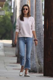 Alessandra Ambrosio Out and About in Pacific Palisades 2018/11/17 6