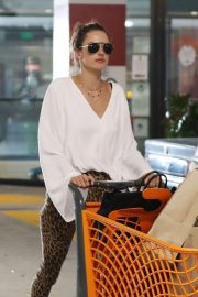 Alessandra Ambrosio Out Shopping in Century City 2018/11/06 10