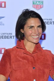 Alessandra Sublet at Truth About the Harry Quebert Affair Premiere in Paris 2018/11/12 2