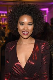 Alexandra Shipp at 2018 Napa Valley Film Festival 2018/11/10 1