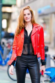 Alexina Graham at Victoria's Secret Fashion Show Fittings in New York 2018/11/04 7