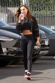 Alexis Ren at DWTS Rehearsal Studios in Los Angeles 2018/11/16 1