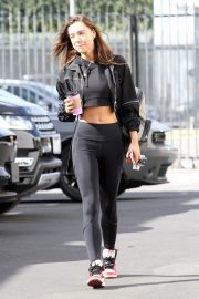 Alexis Ren at DWTS Rehearsal Studios in Los Angeles 2018/11/16 5
