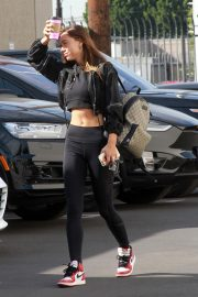 Alexis Ren at DWTS Rehearsal Studios in Los Angeles 2018/11/16 9