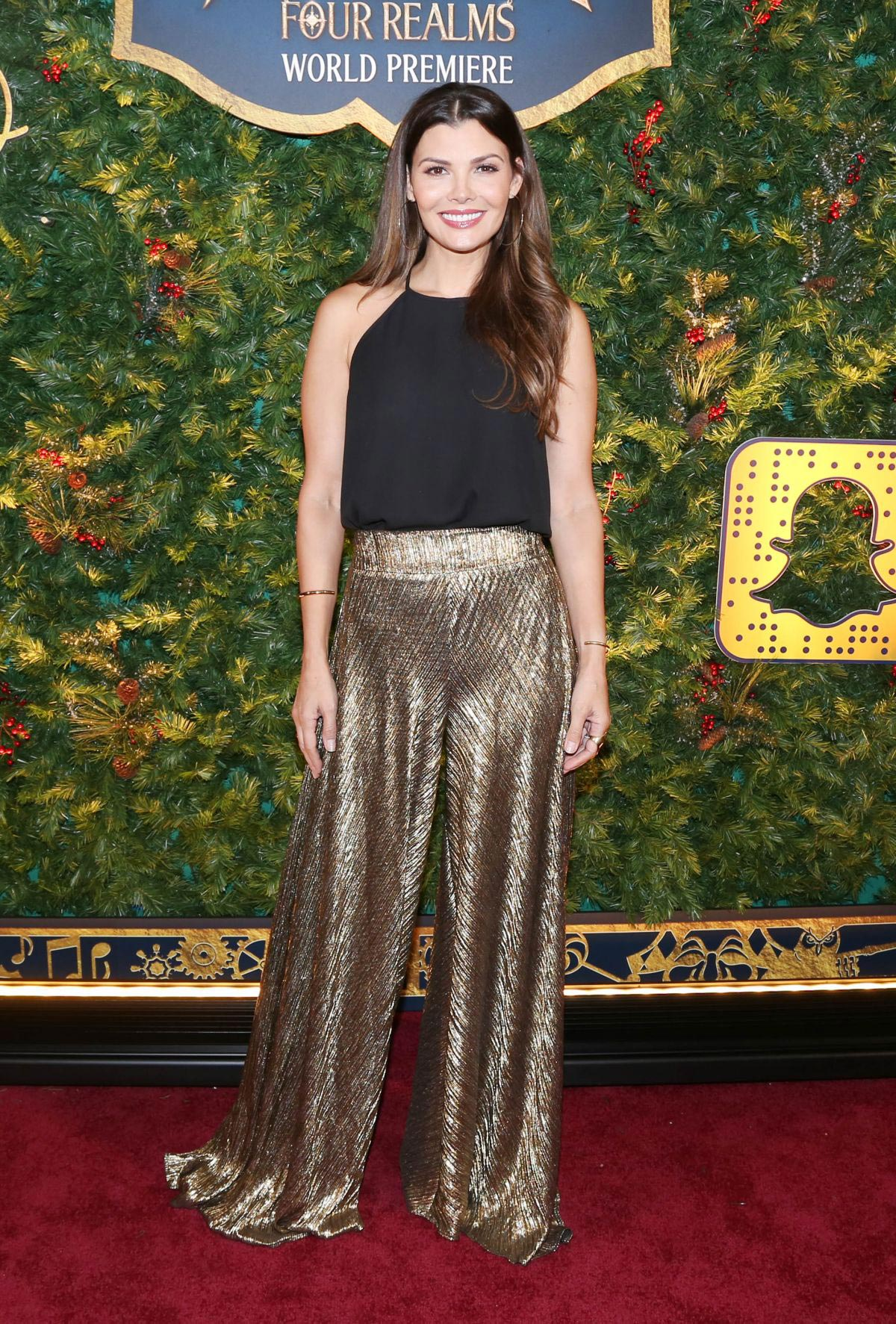 Ali Landry at The Nutcracker and the Four Realms Premiere in Los Angeles 2018/10/29 1